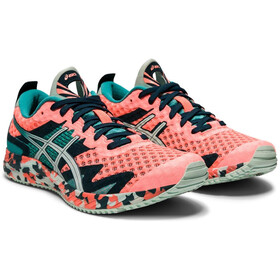 asics Gel-Noosa Tri 12 Shoes Women, sun coral/bio mint